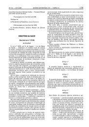 o Decreto-Lei n.º 97/98 de - Portal da Saúde