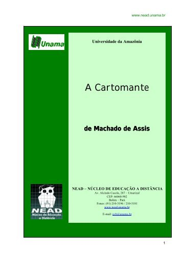 A Cartomante - Machado de Assis [pdf]