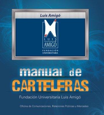 Manual de Carteleras - Fundación Universitaria Luis Amigó