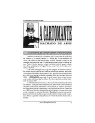 A CARTOMANTE, Machado de Assis - LiteraPiauí