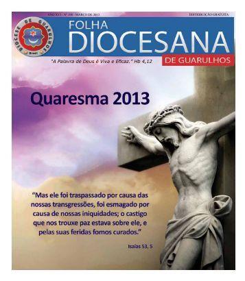 """""""A Palavra de Deus é Viva e Eficaz."""" Hb 4,12 - Diocese de Guarulhos"""