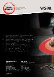 Folha Informativa Sobre a Raiva - WSPA Brasil