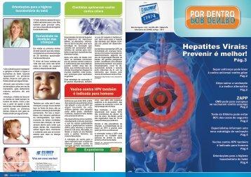 Hepatites Virais: - CLIMEP