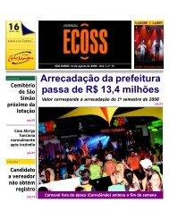 Jornal Ecoss Edição Nº 15