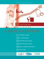 Vacina Ocupacional - GRIPE - clinica imunize