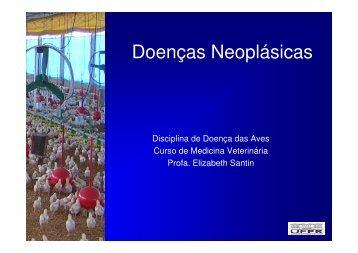 Enfermidades neoplásicas - Labmor.ufpr.br