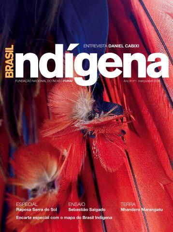 revista Brasil Indígena - NRE