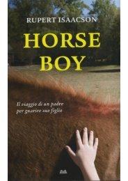 Horse Boy - Mondolibri