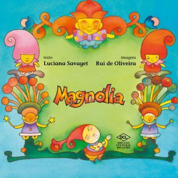 Magnólia projeto gráfico - Amosta - Ana Sofia, Design Gráfico