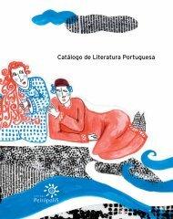 Catálogo de Literatura Portuguesa - Editora Peirópolis