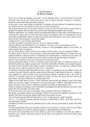 L'AUTO NUOVA - LeggendoScrivendo.it