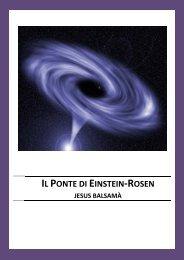 Anteprima pdf - La teoria di Einstein-Rosen