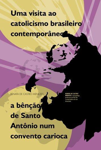 Uma visita ao catolicismo brasileiro contemporâneo: a ... - USP