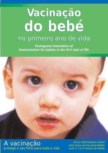do bebé do bebé - Health Promotion Agency