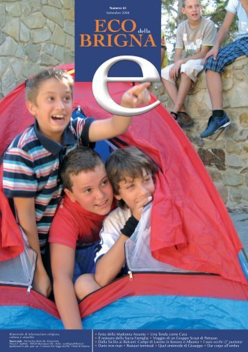Numero 65 Settembre 2008 - Eco della Brigna