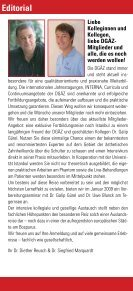 TOP -Fortbildung DGÄZ-Highlight 2009 - ZaT Fortbildungs-GmbH - Page 2