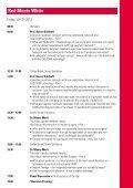 Rot trifft Weiß Red Meets White - ZaT Fortbildungs-GmbH - Page 5