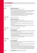Rot trifft Weiß Red Meets White - ZaT Fortbildungs-GmbH - Page 6