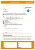 Kursflyer mit Anmeldung - ZaT Fortbildungs-GmbH - Page 2