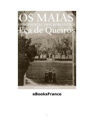 Os Maias - eBooksBrasil