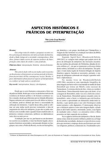 NÔ - Revista de Letras