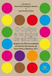 O Oulipo e os jogos de escrita - Tradição Planalto Editora