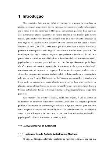 1. Introdução - Biblioteca Digital de Teses e Dissertações da UFMG