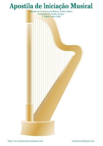 Apostila de Iniciação Musical - NRE
