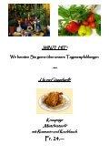 Wir bitten Sie, Ihren Wagen - Restaurant Winzerhaus - Seite 4