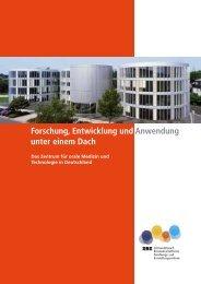 Download der Unternehmensbroschüre - ZBZ Witten