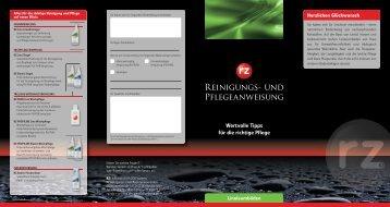 RZ Reinigungs - zebo Fußbodenbau GmbH