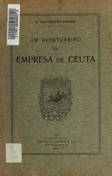 Um aventureiro na empresa de Ceuta