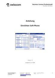Anleitung Einrichten Soft-Phone
