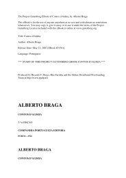 Contos d'Aldeia, by Alberto Braga