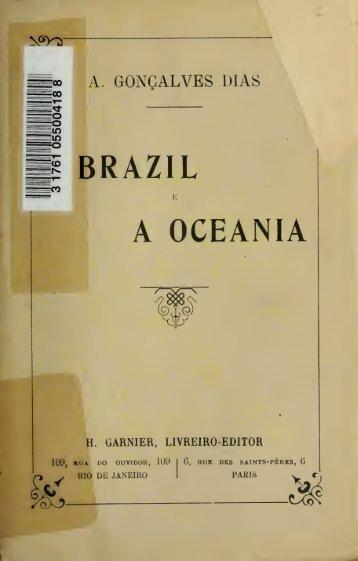 Obras posthumas de A. Gonçalves Dias, precedidas de uma noticia ...