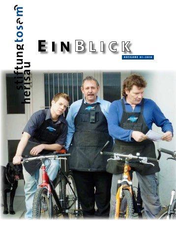 Einblick 01/2010 - Stiftung Tosam