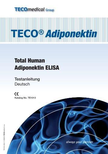 TECO® Adiponektin - Tecomedical