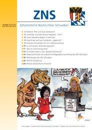 Zahnärztliche Nachrichten Schwaben - Zahnärztlicher  ...