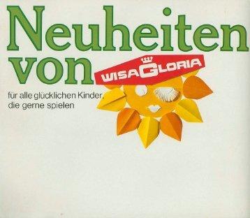 die gerne spielen - Wisa-Gloria