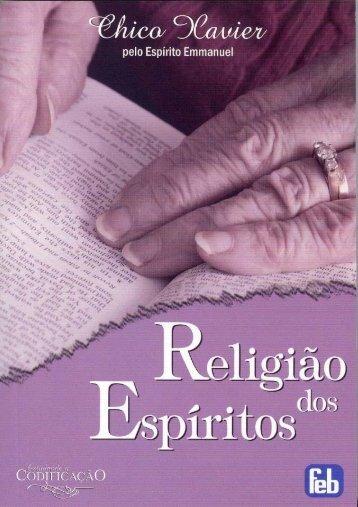 Religiao dos Espiritos - a era do espírito