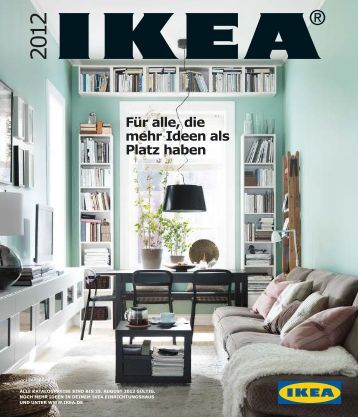 IKEA Hauptkatalog 2012