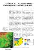 Revista ELS CINGLES - n65 Juliol 2011 - Ajuntament de Tavertet - Page 4
