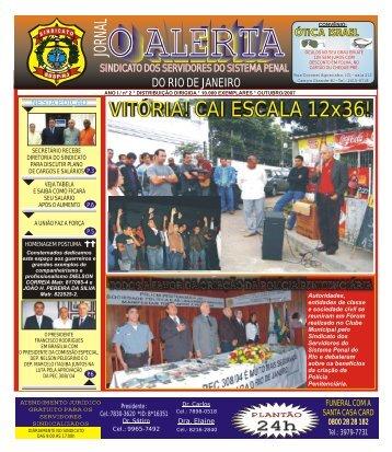 Edição: 2 - Sindicato dos Servidores do Sistema Penal - RJ