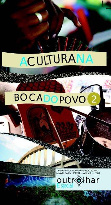 Informativo Outrolhar Especial - Cultura (2ª edição ... - Arnaldo Godoy