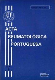 1987 Volume XII, 1, 1º Trimestre - Acta Reumatológica Portuguesa ...