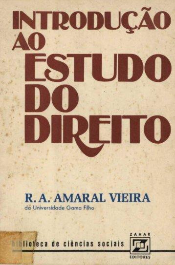 ·INTRODUÇÃO - Roberto Amaral