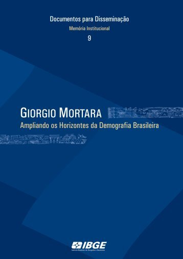 Giorgio Mortara - Biblioteca - IBGE