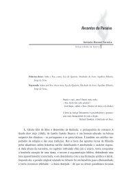 Recontos do paraíso - Antonio Manuel Ferreira