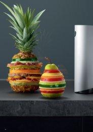 Tecnologia precisa, design requintado. - Siemens Home Appliances