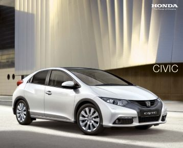 NOVO CIVIC - Honda